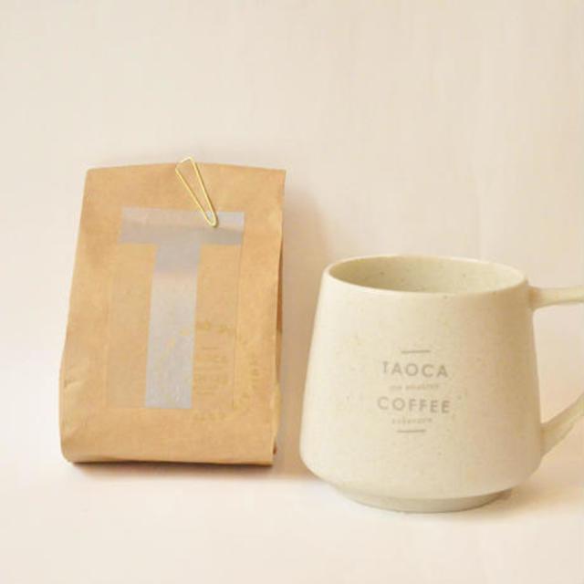 コーヒー豆・マグカップ セット