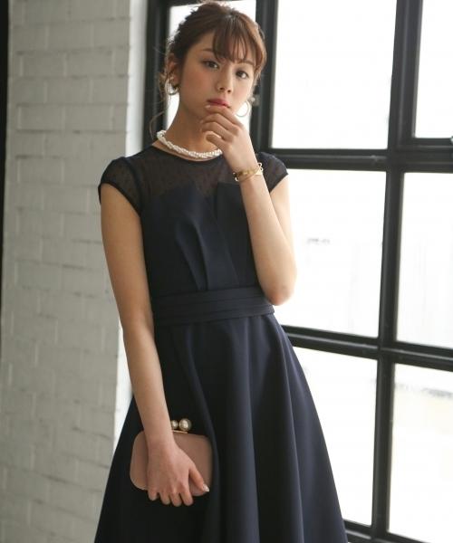 499f38aa34f1c プチプラだから気軽に新調できる♡1万円台までの結婚式のお呼ばれドレス ...