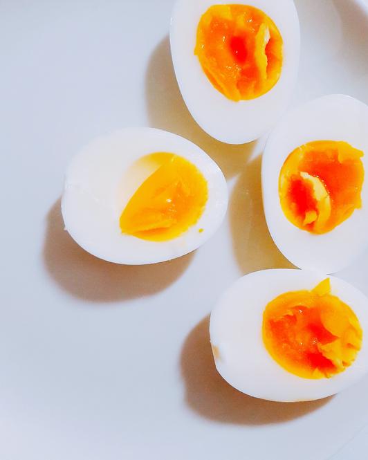 卵 時間 茹で 表 の