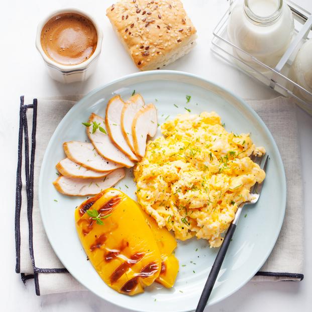 ダイエット 朝 ごはん レシピ