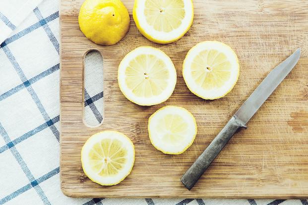 作り方 フルーツ レモン ドライ