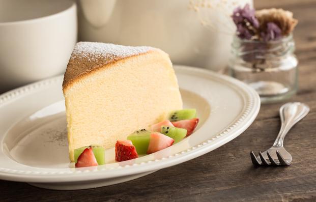 ケーキ スフレ 簡単 チーズ 手軽に簡単。ある材料でスフレチーズケーキ by